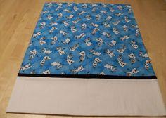 Disney Frozen® Olaf pillowcase by JamesRiverCrafts on Etsy