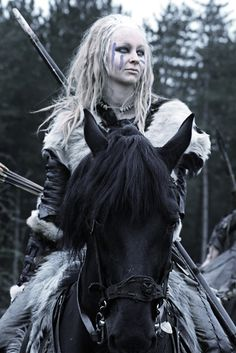 Viking Woman, even though some historians say there were not viking women. If there were viking men, there were viking women.