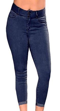 fe3d4c21af2 Casual Skinny Jeans Leggings High Waisted Stretch Denim Pencil Jeggings   gt  gt  gt