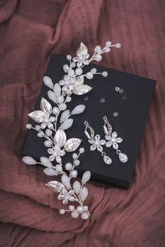 Hair Jewels, Hair Beads, Wedding Hair Accessories, Shooting Accessories, Hair Brooch, Bridal Hair Vine, Wedding Hair Pieces, Bridal Jewelry, Wedding Hairstyles