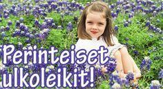 Leikin tai pelaan perinteistä suomalaista peliä tai leikkiä: Elvytetään lasten keskuudessa vanhat kunnon 10 tikkua laudalla, purkkis ja muut mukavat ulkoleikit!