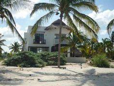 casa en el mar yucatan | Fotos de rento casa frente al mar en telchac yucatan en Yucatán