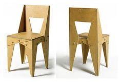 Jasper Morrison's 'Wing Nut Chair'