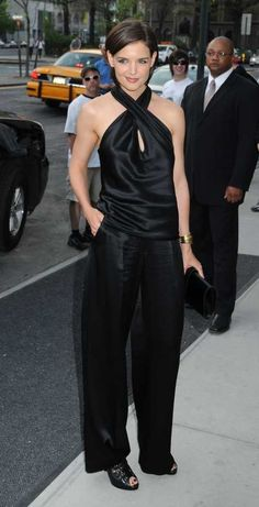 Top Celebrity Styles of 2009! Bold in Black!