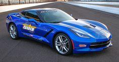 2014 Chevrolet C7 Corvette Stingray Indy 500 Pace Car