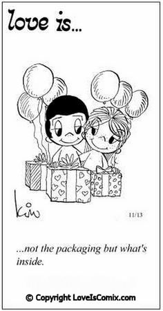 Love is... Comic for Fri, Nov 02, 2012