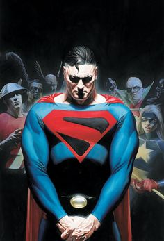 Superman (from Kingdom Come)