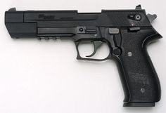 Sig sauer mosquito 22 cal. This fun is sexy and one of my favorites. Such a nice handgun. Find our speedloader now!  http://www.amazon.com/shops/raeind