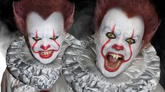 Stephen King's IT / Pennywise 2017 - Makeup Tutorial!