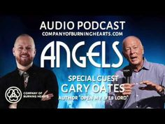 """Gary Oates is a radical missionary and author of the life changing book """"Open My Eyes, Lord: A Practical Guide to Angelic Visitations and Heavenly Experience. Life Changing Books, Work Today, Special Guest, Heavenly, Supernatural, Abandoned, Angels, Lord, Author"""