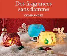PartyLite - bougies parfumées, accessoires de décoration, vente directe