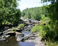 Towaliga River at High Falls State Park near Newnan Copyright iStockPhoto.com/GAPHOTOSHOT #Newnan #Georgia #Greatplaces