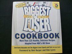 Biggest Loser Cookbook 2006 HC (11214-1347) cookbooks, diet