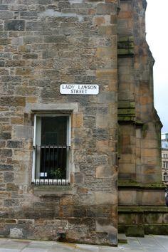 Edinburgh Lady Lawson Street Edinburgh, Restaurant, Shortbread, Street, Lady, Diner Restaurant, Restaurants, Roads, Supper Club