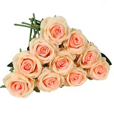 Medical & Mobility Health & Beauty Discreet 1pcs Fresh Red Rose Artificial Flowers Real Touch Rose Flowers Home Decorations For Valentines Day Wedding Party Or Birthday