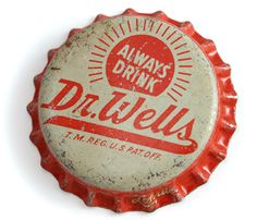 Dr. Wells Soda Pop:  http://www.retroplanet.com/blog/soda-pop-of-the-week/soda-pop-of-the-week-dr-wells/