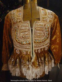 Exquisite Indigenous Women's Bolivian festival jacket