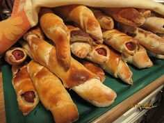 Hot Dog Buns, Hot Dogs, Sausage, Bread, Food, Sausages, Brot, Essen, Baking