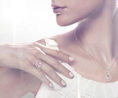 Tyra Ring - Jewelry - Swarovski Online Shop