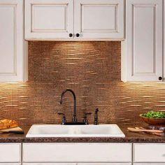 Die Meisten Skookum Kupfer Backsplash Küche Ideen Kreativität   Bei Der  Zusammenstellung Eines Backsplash Aus Eindeutig