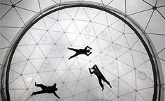 Hayward Gallery Inflatable Dome — Architen Landrell - Tensile Fabric Architecture, Structures and Canopies