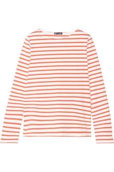 Petit Bateau Striped cotton top | THE OUTNET