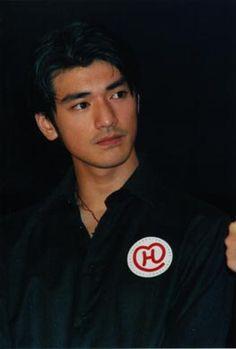 kaneshiro takeshi | Takeshi Kaneshiro with short hairstyle