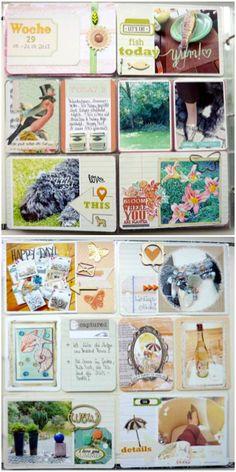 Project Life mit dem #dpAugustkit13 von Anke Kramer für www.danipeuss.de