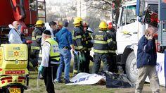 Detienen a cinco familiares del responsable del ataque en Jerusalén