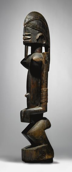 Dogon Female Figure, Ogol Circle of Artists, Mali. Dogon sculpture captured the imagination of European and American artists and intellectuals in the 1930s with the austere beauty and isolation of their environment, the power of their sculpture, and the richness of their rituals, but we have still not fully understood the history and meaning of their art.