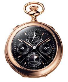 Amazing pocket watches by Audemars Piguet