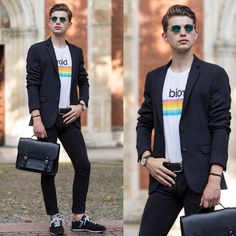 What you think about this outfit?  i love the #sunglasses by @oliverpeoples [ http://ift.tt/1f8LY65 ]
