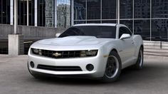 My dream car, Chevy Camero LS, Stick, either White or Black... *le sigh*