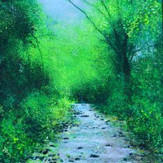 Spring Water by John Connolly 40 cms x 50cms £650