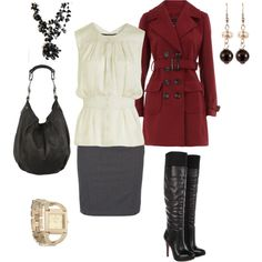 Work sexy, created by leah-strid on Polyvore