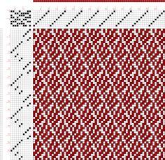 draft image: Page V Figure 25, Posselt's Textile Journal, June 1913, 8S, 10T