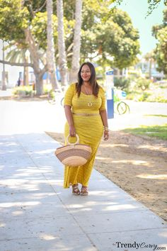 Best Clothing Styles For Women Over 50 - Fashion Trends Maxi Outfits, Curvy Outfits, Plus Size Outfits, Curvy Women Fashion, Diva Fashion, Curvy Plus Size, Trendy Plus Size, Plus Clothing, Size Clothing