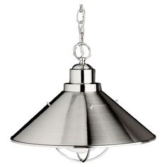 I pinned this Seaside Pendant in Nickel from the Kichler event at Joss and Main!