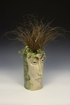 Pot Head by Lisa Lee