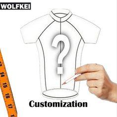 Wolfkei marca fabricante de personalizar ciclismo clothing/camisetas de ciclismo/bicicleta de montaña ciclismo ropa xs-5xl