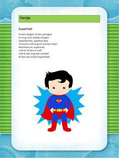 Versje Superheld