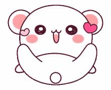The perfect Tuagom Puffybear Exercise Animated GIF for your conversation. Discover and Share the best GIFs on Tenor. Cute Love Gif, Cute Love Pictures, Cute Cat Gif, Cute Memes, Funny Cute, Gifs, Kiss Animated Gif, Gif Lindos, Naughty Emoji