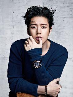 Park Hae Jin para Esquire Korea Marzo 2016