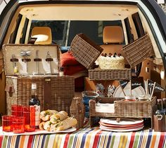 The ultimate picnic | Pottery Barn