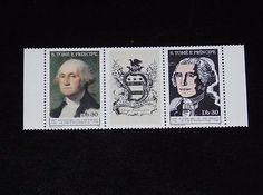 Stamp Pickers St. Thomas & Prince 1982 Washington MNH S/S Sc #663A $14+ St Thomas, Washington, Prince, Polaroid Film, Stamp, Stamps