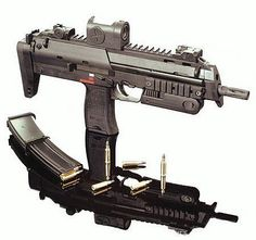 MP7 Always trust in German engineering.