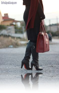 Layering up in style 5- outfit - DoYouSpeakGossip.com