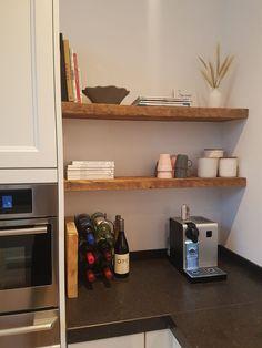Kitchen Dining, Kitchen Decor, Small Rooms, Home Decor Inspiration, Kitchen Accessories, Barn Wood, Home Kitchens, New Homes, Interior Design