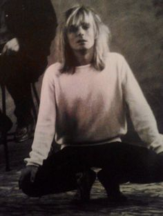 Robin Zander. Standin' On The Edge Tmes.