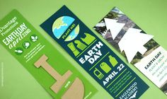 Make your #EarthDay message creative, eye-catching and professional the easy way with this usable artwork for Earth Day seed paper promotions. Find out more now!